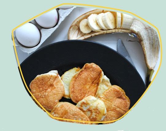 Nyttiga recept på pannkakor