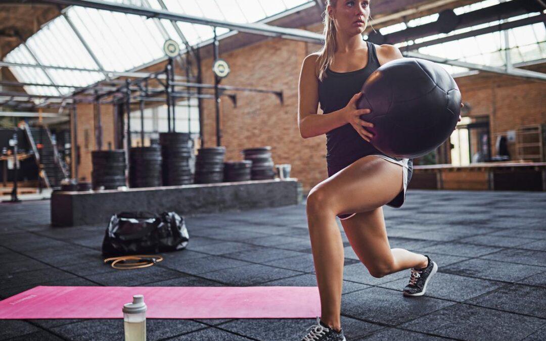 Gym utgör inte någon ytterligare risk för att få COVID-19