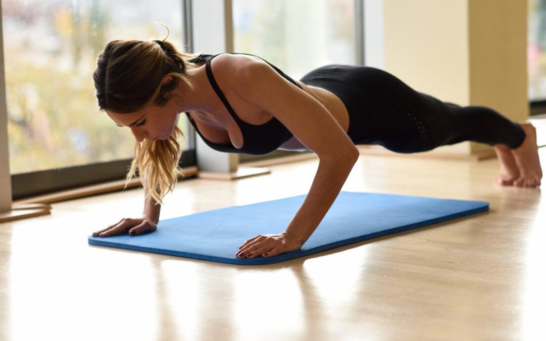 Viktigt med coreträning
