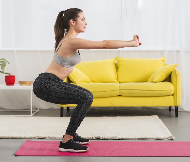 Tips hur du skall träna för att snabbt få en hårdare och fastare rumpa