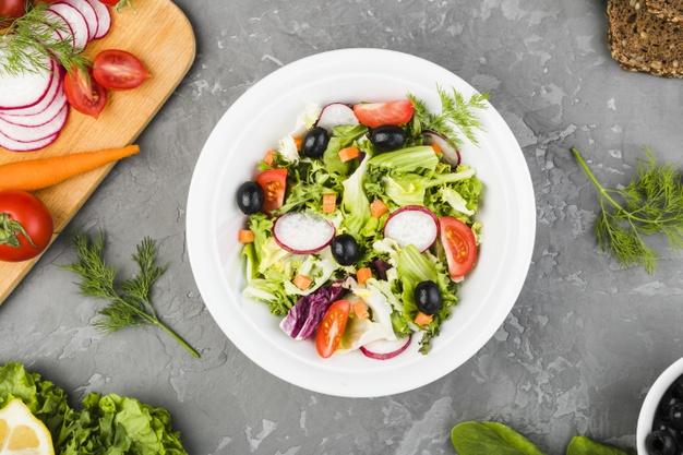 Att välja vegetarisk kost